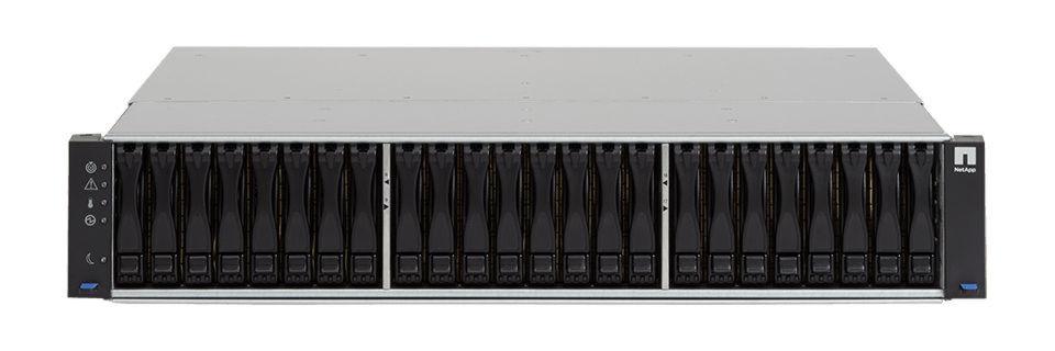 Ein All-Flash-Storage von NetApp aus der ef-Serie