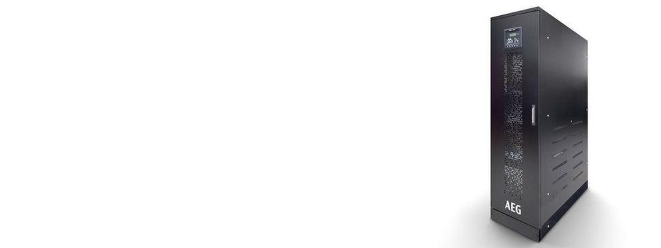 """AEG Power Solutions adressiert mit der USV """"Protect Plus S500"""" IT-Anwendungen mit einer Last von 30 bis 200 Kilovoltampere."""
