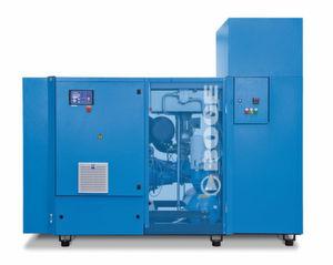 Ölfreier Schraubenkompressor Bluekat 30 kW von Boge. In der Schweiz werden diese von Prematic vertrieben.