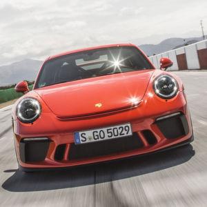 Gefahren: Porsche 911 GT3 – Rasant ohne Turbo