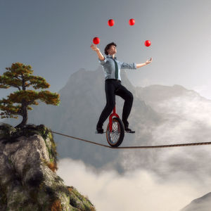 Unternehmensrisiken ganz einfach managen