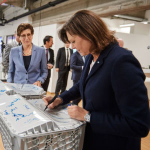 BMW setzt beim Ausbau der Elektromobilität auf deutsche Standorte