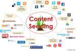 Veröffentlichen Sie Ihre Inhalte immer zuerst auf Ihrem Corporate Blog. Im Anschluss können Sie die Inhalte auf anderen Portalen verteilen.