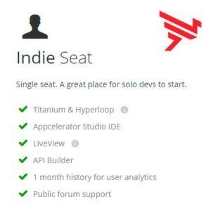 Gratis Indie-Programm und Open-Source-Offensive