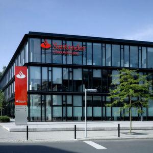 Santander mit neuer Kosyfa-App