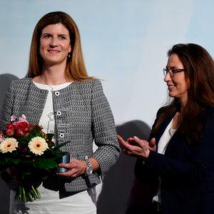Maria Belén Aranda Colás chosen as Engineer Powerwoman 2017