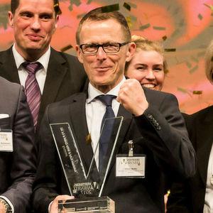 Kuhn & Witte ist bester Händler Deutschlands