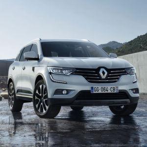 Renault Koleos startet bei 30.900 Euro