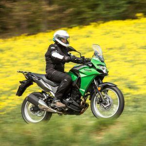 Kawasaki Versys-X 300: Kleine grüne Reisefreundin