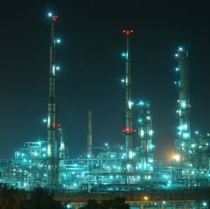 Barauni Refinery in East India now operates a Biturox plant for production of 150,000 TPA road paving bitumen.