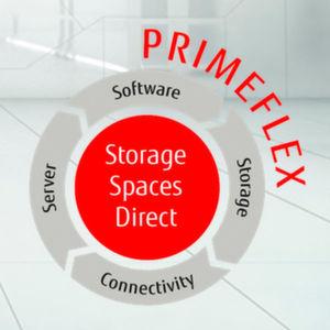 Fujitsu stellt Primeflex for Storage Spaces Direct vor