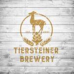 Auch Tiersteiner Bräu bevorzugt ein klassisch-traditionelles Etikett für sein Bier.