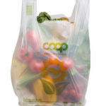Für Plastiktüten können Biokunststoffe ebenfalls unproblematisch eingesetzt werden.