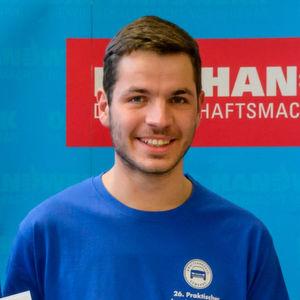 Bester Thüringer Kfz-Mechatroniker: Eike-Lucas Manegold