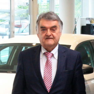 ZDK trifft EU-Parlamentarier Herbert Reul