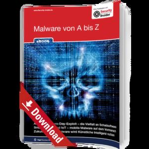 eBook: Malware von A bis Z
