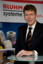 """Andreas Koch, Vertriebsdirektor Bluhm Systeme: """"Im Etikettierbereich geht der Trend hin zu ,all electric'."""""""