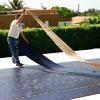 Ultradünnes transparentes Material bietet hohes Potenzial für Solarzellen