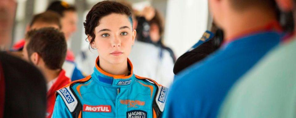 """Mit starker Motulpräsenz versehen: der italienische Spielfilm """"Veloce come il vento – Giulias großes Rennen"""", der im Juni in die deutschen Kinos kommt."""