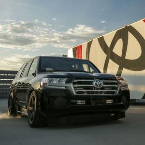 Toyota Land Speed Cruiser schnellstes SUV