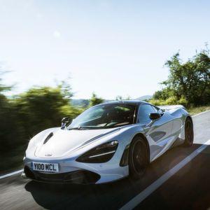 McLaren 720S: Engländer in Eile
