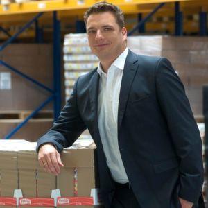 "Björn Anderseck, Availability & Distribution Manager Mars Deutschland: ""Mars verfogt das Ziel ,Sustainable in a generation'."""