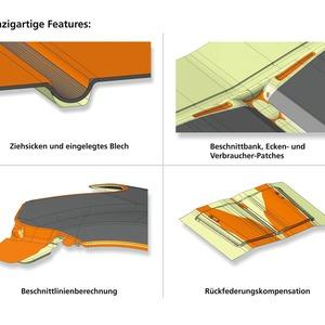 Alles in der CAD-Umgebung entwickeln