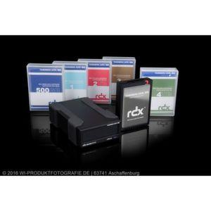 Wechselfestplatte RDX von Overland-Tandberg für MAC