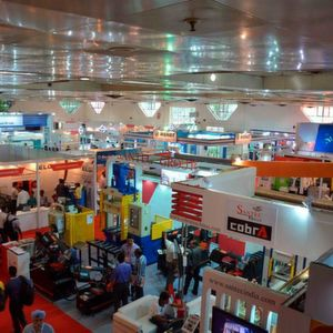AMTEX 2017, the biennial international exhibition held in Mumbai, catering to the machine tool needs of production and consumption hotspots, took place from April 12 and 15 at the Bombay Exhibition Centre.