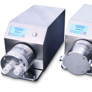 Single- and Multiple-Use Pumps for Biopharmaceutical and Biotech Applications