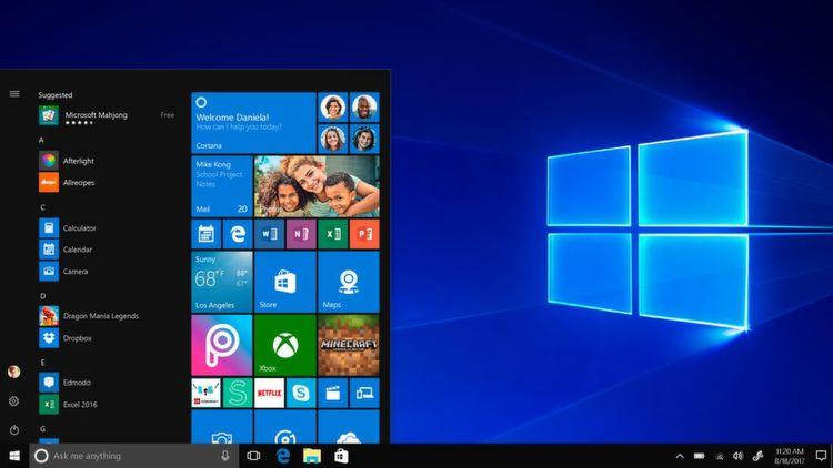 Windows 10 S basiert auf Windows 10 Pro und kann damit im Prinzip alle Windows-Programme ausführen.