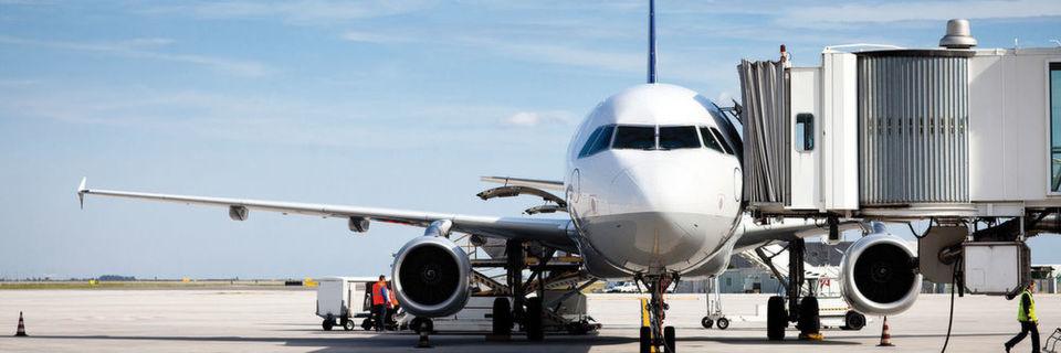 Ein klassisches Anwendungsgebiet für die dezentrale Energieverteilung mit Energiebussystemen sind Flughäfen.