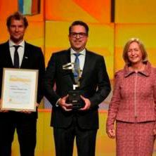 This year's Hermes Award winner is German company Schunk GmbH.