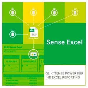 Akquinet stellt Reporting-Modul für Qlik Sense vor