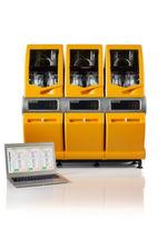 Abb.2: Das Hydrotherm-System ermöglicht die automatische Säurehydrolyse für die Gesamtfettbestimmung.