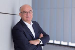 Dr. Robert Bauer, Vorsitzender des Vorstands von Sick, will das Unternehmen weiter im Bereich Sensorintelligenz ausbauen.