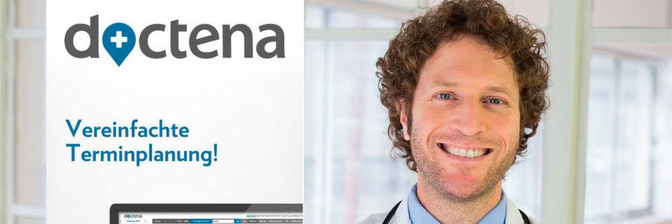 """""""Doctena Pro"""" soll Ärzten ein erweitertes Service-Spektrum in puncto Terminvereinbarung bieten"""