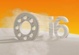 3-D-Druck: Der neue SLS-Werkstoff iglidur I6 eignet sich speziell für die additive Fertigung von Zahnrädern und weist dabei eine mindestens sechsmal höhere Verschleißfestigkeit im Vergleich zu Standardwerkstoffen auf.