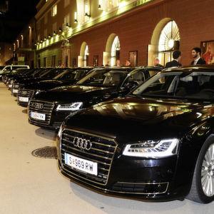 Audi-Absatz den fünften Monat in Folge im Minus