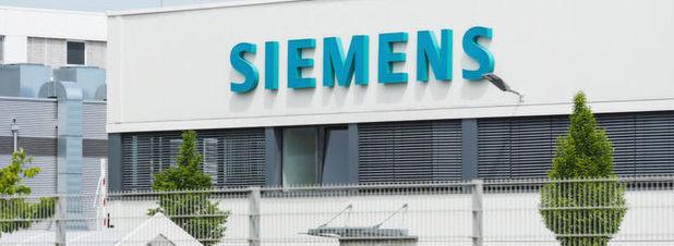 """Siemens in Fürth: In der Sparte """"Digitale Fabrik"""" sollen nach dpa-Angaben 600 Arbeitsplätze wegfallen, davon 450 am Standort Fürth."""