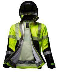 Bequeme und sichere Warnschutzbekleidung