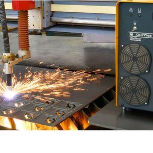 Verbesserte Schneidleistung beim Luft-Plasmaschneiden