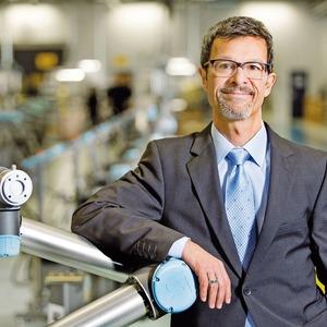 Wie Leichtbauroboter in der Produktion helfen