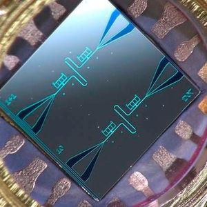 Nano-Kühlschrank hält Quantencomputer kalt