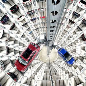 Volkswagen-Konzern wird im April weniger Autos los