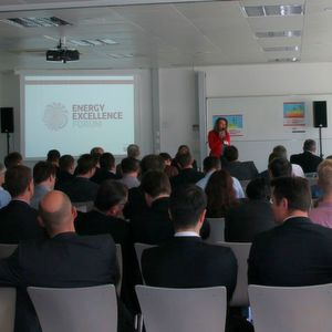 Referenten des Energy Excellence Forums 2017