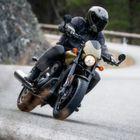 Gefahren: Harley-Davidson Street Rod