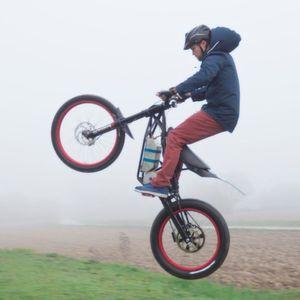 LMX-Bikes bei EM-Laudenklos: Offroad-Spaß mit Leichtigkeit