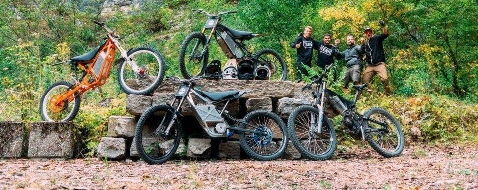 EM-Laudenklos übernimmt den deutschlandweiten Vertrieb der LMX-Bikes.