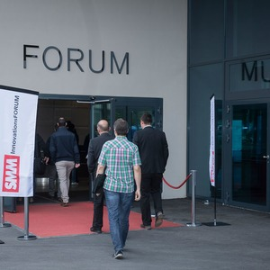 Impressionen vom SMM InnovationsFORUM Fertigung Teil 1